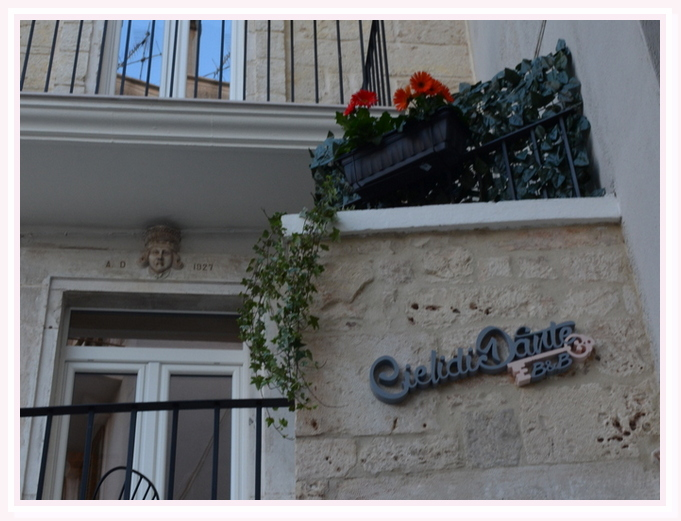 bed-and-breakfast-camere-conversano-cielididante a conversano